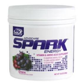 Advocare Spark Canister Grape Sealed