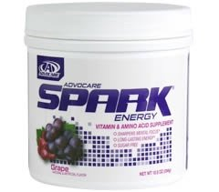 Advocare Spark Canister Grape