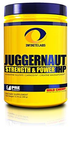 Infinite Labs Juggernaut Preworkout Supplement