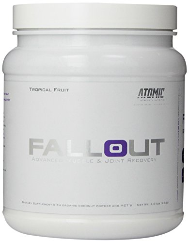 Atomic Strength Nutrition Recovery Tropical