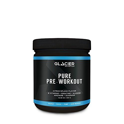Glacier Nutrition Pure Pre-Workout