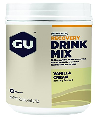 GU Recovery Protein Drink Vanilla