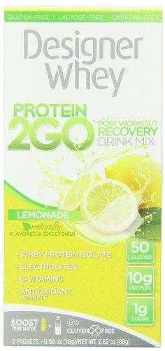 Designer Protein Drink Lemonade 5 Packets