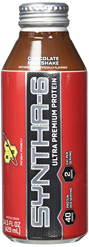 BSN Syntha 6 Ready Supplement Chocolate
