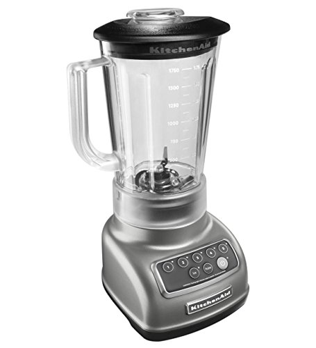 KitchenAid KSB1570SL 5 Speed 56 Ounce BPA Free