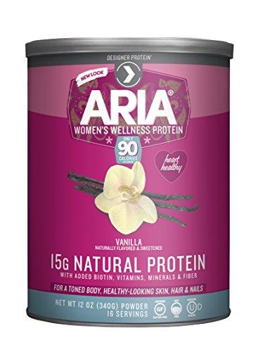 Designer Protein Womens Wellness Vanilla