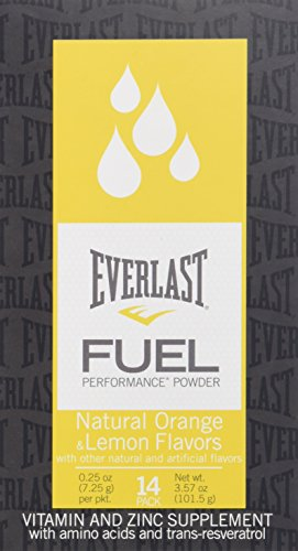 Everlast Nutrition Fuel 14 Count