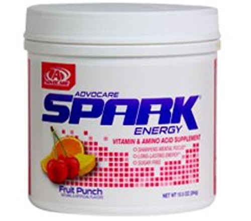 Advocare Spark Fruit Canister Shipping