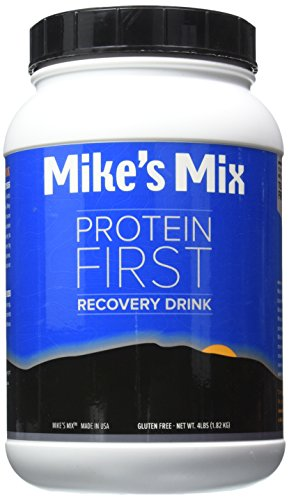 Mikes Mix Protein Recovery Lbs Chocolate