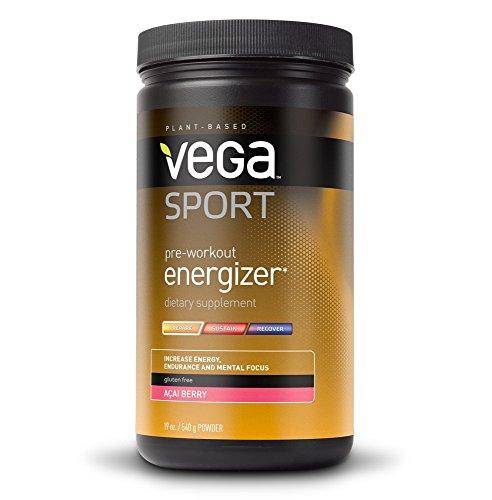 Vega Sport Pre Workout Energizer Berry