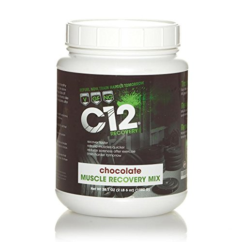 C12 Recovery Drink Refuel Tomorrow