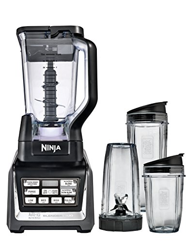 Nutri Ninja Blender Auto IQ BL642