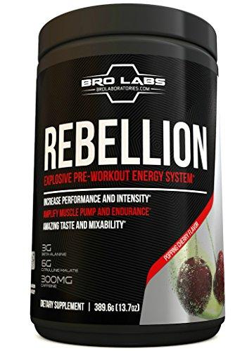Rebellion Explosive Workout Energy System