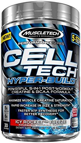 MuscleTech Hyper Build Serving Workout Supplement