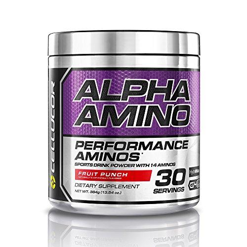 Cellucor Alpha Supplements Powder Servings