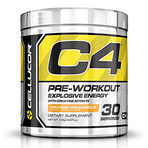 Cellucor Supplements Creatine Servings Dreamsicle