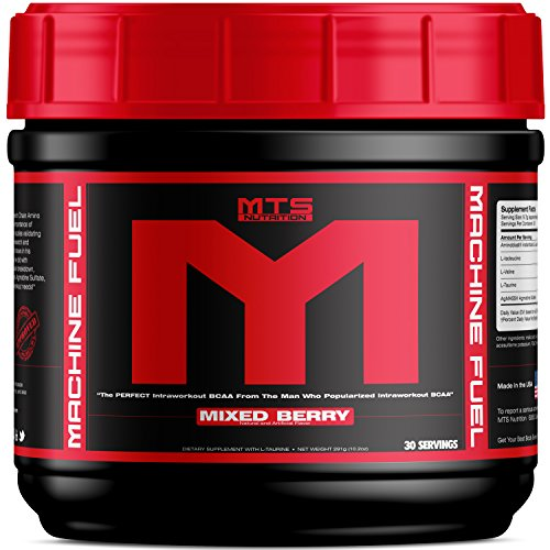MTS Nutrition Machine Mixed Servings