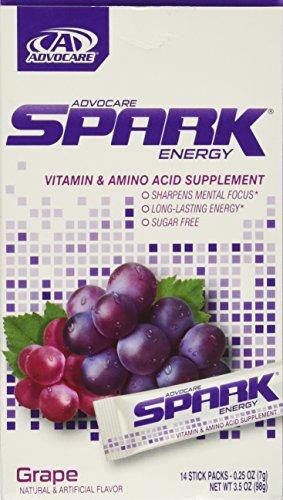 Advocare Spark Energy Single Pouches