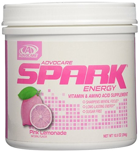 Lemonade Advocare Canister Energy Servings