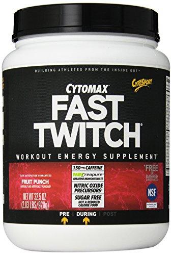 CytoSport Twitch Power Workout Drink