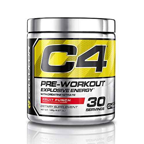Cellucor Workout Supplements Creatine Servings