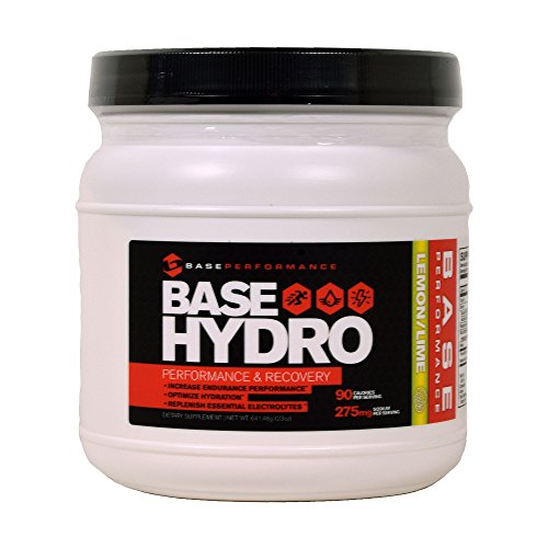 BASE Hydro Performance Recovery Lemon