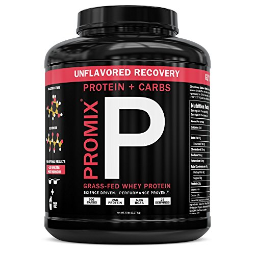 PROMIX Recovery Scientifically Carbohydrates Maximize