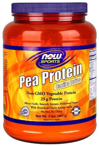 Now Sports Protein Supplement Vanilla