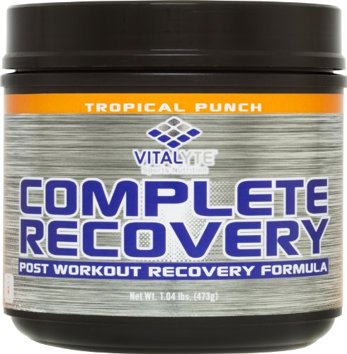 Recovery Supplement Vitalyte Complete Servings