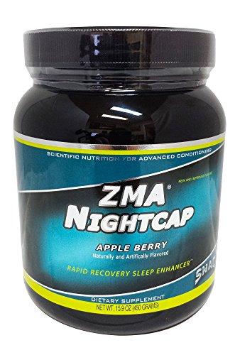 SNAC Nightcap Rapid Recovery Enhancer