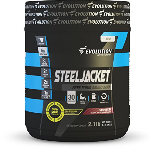Evolution Advance Nutrition STEEL JACKET