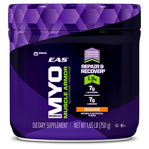 EAS Myoplex Muscle Powder Orange