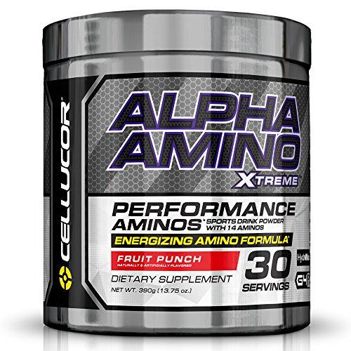 Cellucor Alpha Xtreme Powder Energy