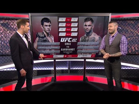 UFC 207: Inside The Octagon – Dominick Cruz vs. Cody Garbrandt
