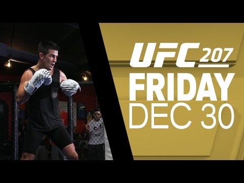 UFC 207: Dominick Cruz – This Will Be My Greatest Performance