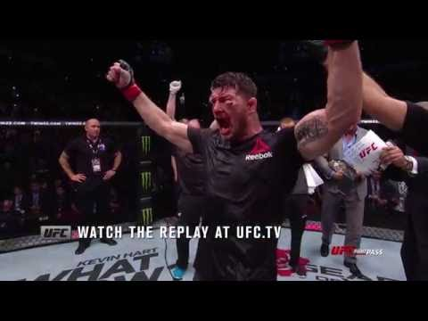 UFC 204: Fight Motion