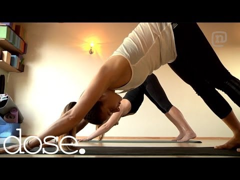 Pro Snowboarder Helen Schettini & Yoga Training for Action Sports
