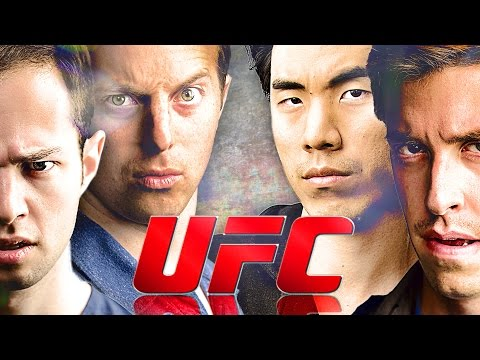 The Try Guys Try UFC Fighting