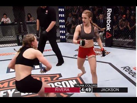 The Ultimate Fighter 23: Free Fight: Irene Cabello Rivera vs Kate Jackson