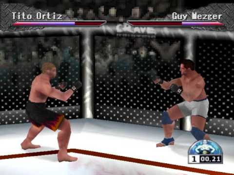 PSX: Ultimate Fighting Championship – Gameplay Video