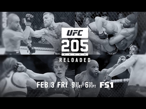 UFC 205: Alvarez vs McGregor – Reloaded