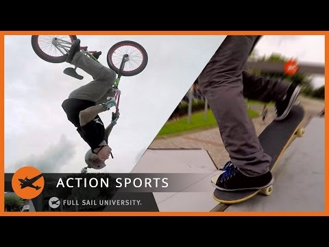 How to Shoot Action Sports Videos Using GoPros – Full Sail University