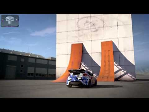 Extreme Sports Dangerous Car – (Official video)