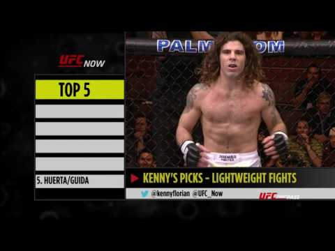 UFC Now Ep. 326: Top 5 Lightweight Fights
