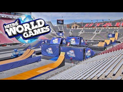 BIGGEST EVENT IN ACTION SPORTS!