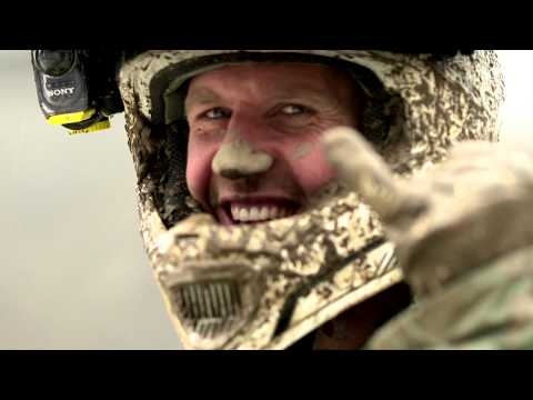 Sony Action Cam | HD Extreme Sports Montage | Action Camera