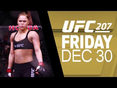 UFC 207: Ronda Rousey – Gracie Breakdown