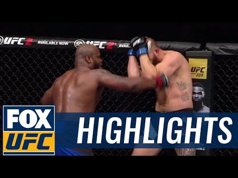 Derrick Lewis vs. Travis Browne | UFC FIGHT NIGHT HIGHLIGHTS