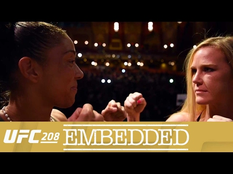 UFC 208 Embedded: Vlog Series – Episode 6
