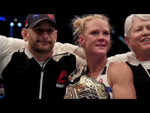 UFC 208: Holly Holm – Making History